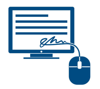 Resultado de imagen de Firma digital logo